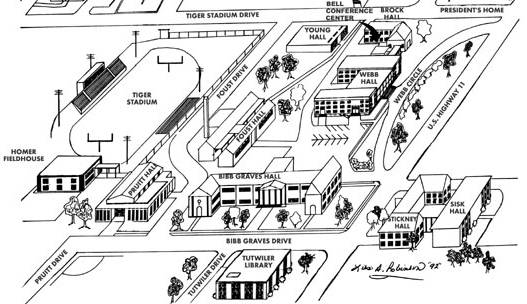 university of alabama campus map with Uwamap on Spring Hill College moreover Facilities as well 11640632616 also Human Resource Management as well South Us.